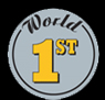 World 1st Logo
