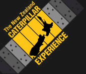 The New Zealand Caterpillar Experience